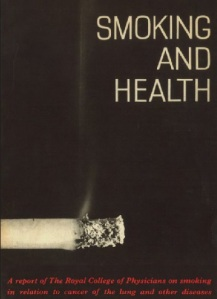 Smoking and Health cover